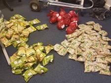 Duizenden pistachenootjes en heel veel kaas: vier mannen opgepakt voor heling in Erp