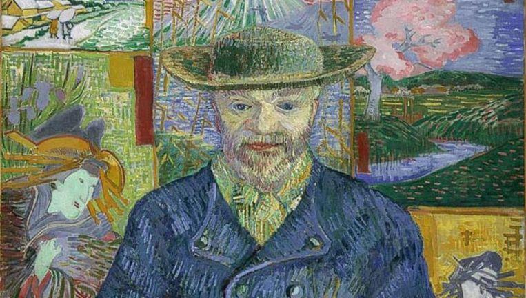 Vincent van Gogh, Père Panguy, 1887. Beeld Collectie Museé Rodin