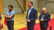 VIDEO. CD&V-lijsttrekker Hendrik Bogaert brengt z'n stem uit in Jabbeke
