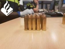 18-jarige Hagenaar aangehouden met vijftig revolverkogels