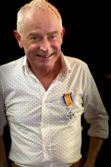 Koninklijke Onderscheiding voor Mario Wijnen