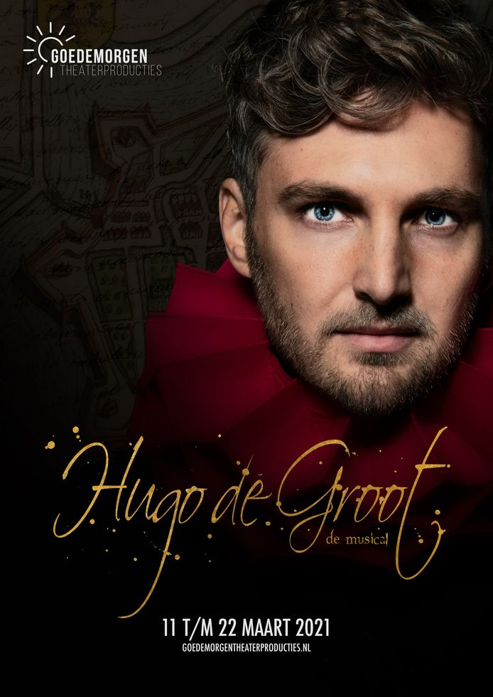 De musical Hugo de Groot.