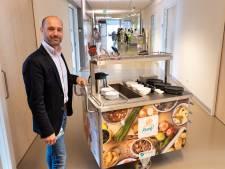 Meander komt met rijdende keuken voor patiënten: 'À la carte-menu met eiwitshakes'