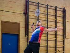 Badmintonner Rick Steuten uit Geldrop wint Eind Best