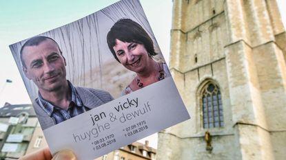 """Afscheid van koppel dat overleed in Portugal: """"Jullie staan niet alleen. Dat beloven we"""""""