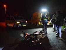 Scooterrijdster gewond na aanrijding met busje in Breda