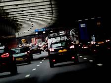 Wegen rond Amsterdam overvol