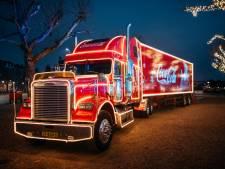 Coca-Cola-kersttruck komt naar Apeldoorn en Rijssen