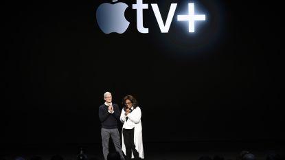 Apple opent jacht op Netflix met onthulling van eigen streamingdienst