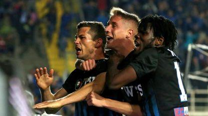 Juventus lijdt puntenverlies op veld van Atalanta