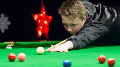 """Ben Mertens is amper 13, maar al wereldkampioen bij de junioren: """"Grote droom: enkel moeten snookeren om geld te verdienen"""""""