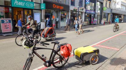 """Fietscampagne vzw wil dat handelscentrum opnieuw autovrij wordt: """"Geef binnenstad terug aan de fietsers"""""""