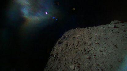 Japanse sonde slaagt opnieuw in landing op asteroïde zo'n 300 miljoen kilometer van Aarde