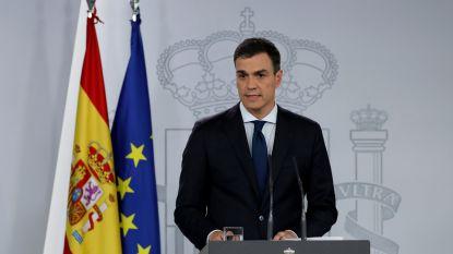 """Spaanse premier wil """"nieuw Europa waar nationaal egoïsme niet zegeviert"""""""