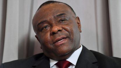 Congolese oud-vicepresident Bemba komt naar België