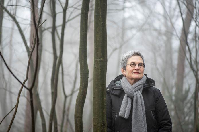 HOLTEN - Meri Pagrach is een nabestaande van een joodse familie waarvan alleen haar ouders en broertje de holocaust hebben overleefd.  Foto: Lenneke Lingmont LL20200123