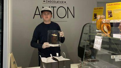 """Chocolatier Anton sluit en levert 'paaspakketten' aan huis: """"Coronacrisis komt net in erg drukke periode"""""""