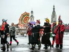 Natte maar warme carnaval in West-Brabant verwacht, dinsdag laat de zon zich zien