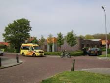 Scooterrijder botst op auto in Middelburg