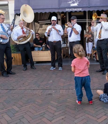Jazz-festival Zierikzee is een blijvertje