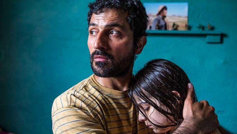 Feyyaz Duman in 'Zagros', van regisseur Sahim Omar Kalifa. De film heeft de hoofdprijs gewonnen op het Film Fest Gent.