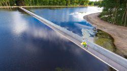 Fietspad door het water en 10 andere bijzondere plekken in ons land