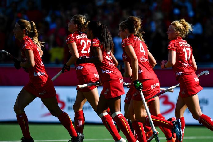 Les Red Panthers joueront leur qualification pour les Jeux de Tokyo en Chine.