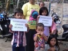 Lombok heeft niks met Lombok, maar inzameling loopt als een tierelier