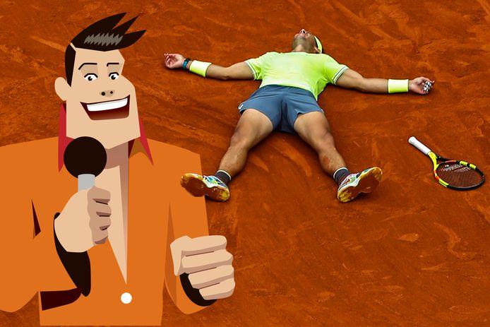 De Grote Rafael Nadal-quiz.