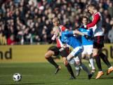 Zorgen om spel van Feyenoord: 'Het zag er in de eerste helft echt niet uit'