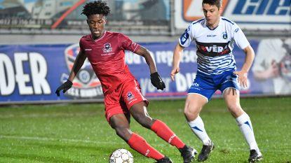 Joachim Ngongo (FCV Dender): «Doorbijten in moeilijke momenten»