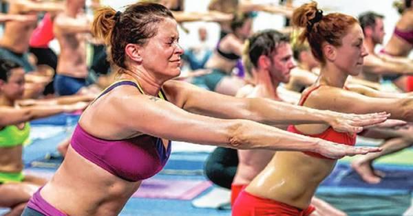 bikram yoga woerden