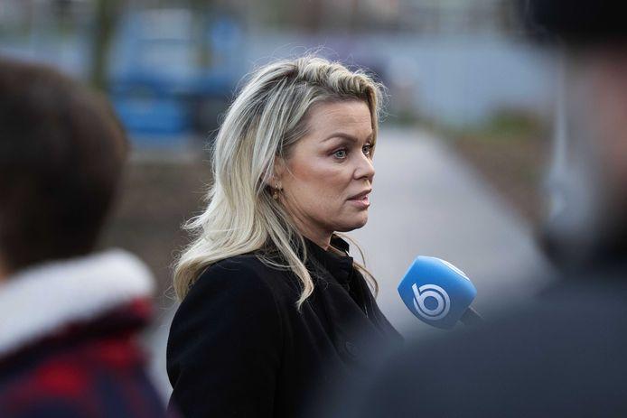 Bridget, eerder bij de rechtbank.