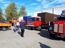 Ondanks 'succes' blijft het bij één keer voor de historische truckdag