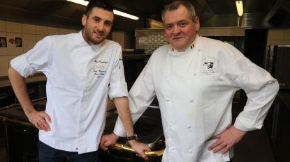 """Vader en zoon Vanderhaeghe van Hostellerie Saint-Nicolas behouden twee Michelinsterren: """"We leggen eigenlijk elke dag weer een examen af"""""""