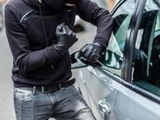 Engelse autokrakers slaan toe in Apeldoorn, maar komen niet ver
