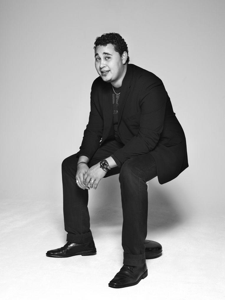 Mohamed El-Fadawi. Beeld Robin De Puy