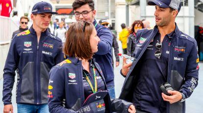 """Geen teamorders voor Verstappen en Ricciardo: """"Ze hebben hersens genoeg"""""""