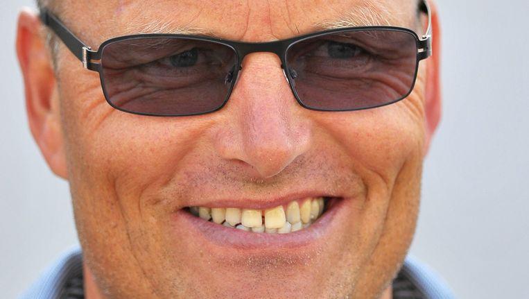 De eerder dit jaar ontslagen Deense ploegleider van Tinkoff-Saxo, Bjarne Riis. Beeld anp