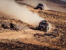Koolen/Van den Goorbergh tiende in Dakar-etappe voor rustdag: 'Plek waar we thuishoren in dit sterke veld'