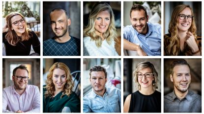 En nu maar hopen op nog lang en gelukkig: dit zijn de 10 deelnemers van 'Blind Getrouwd'