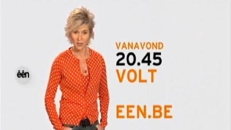 Oproepster Andrea van Eén. Beeld YouTube