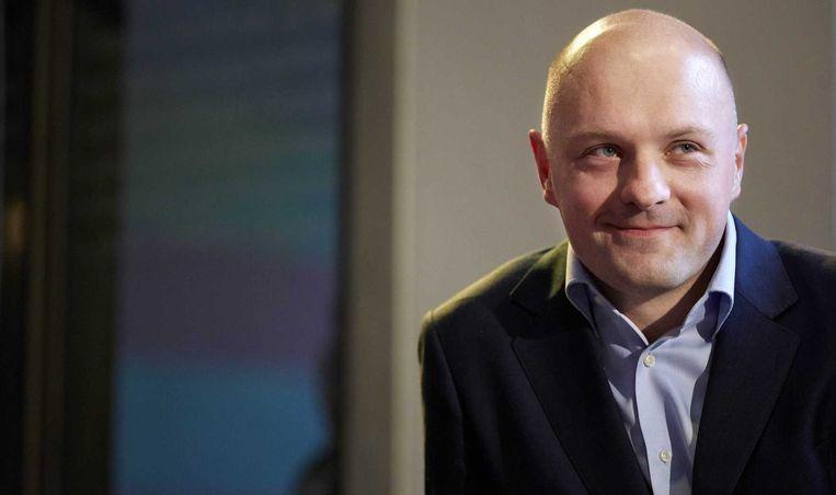 Boris van der Ham is voorzitter van het Humanistisch Verbond Beeld ANP