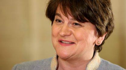 Arlene Foster wordt Noord-Iers premier
