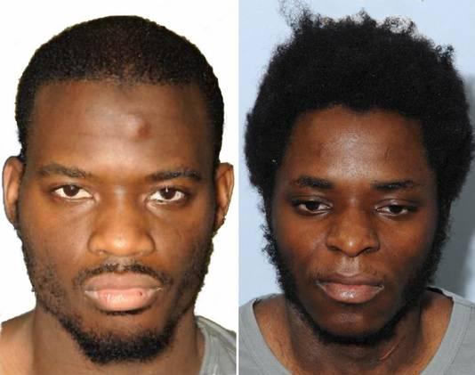 Michael Adebolajo (l.) en Michael Adebowale.