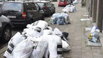 Huisvuilophaling vertraagd en 20 stedelijke basisscholen gesloten in Antwerpen