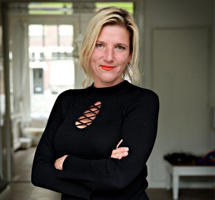 Marianne van den Anker.