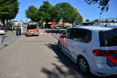 Britse politie houdt 29-jarige man aan vanwege schietpartij een jaar geleden in Bredase Scheldestraat