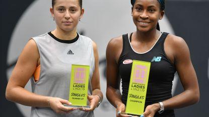 15-jarig fenomeen Cori Gauff wint eerste WTA-toernooi