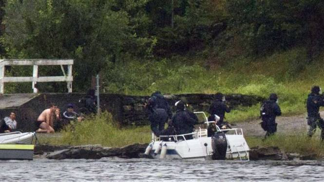 'Gewone' Noren redden jongeren van gruweleiland Utoya